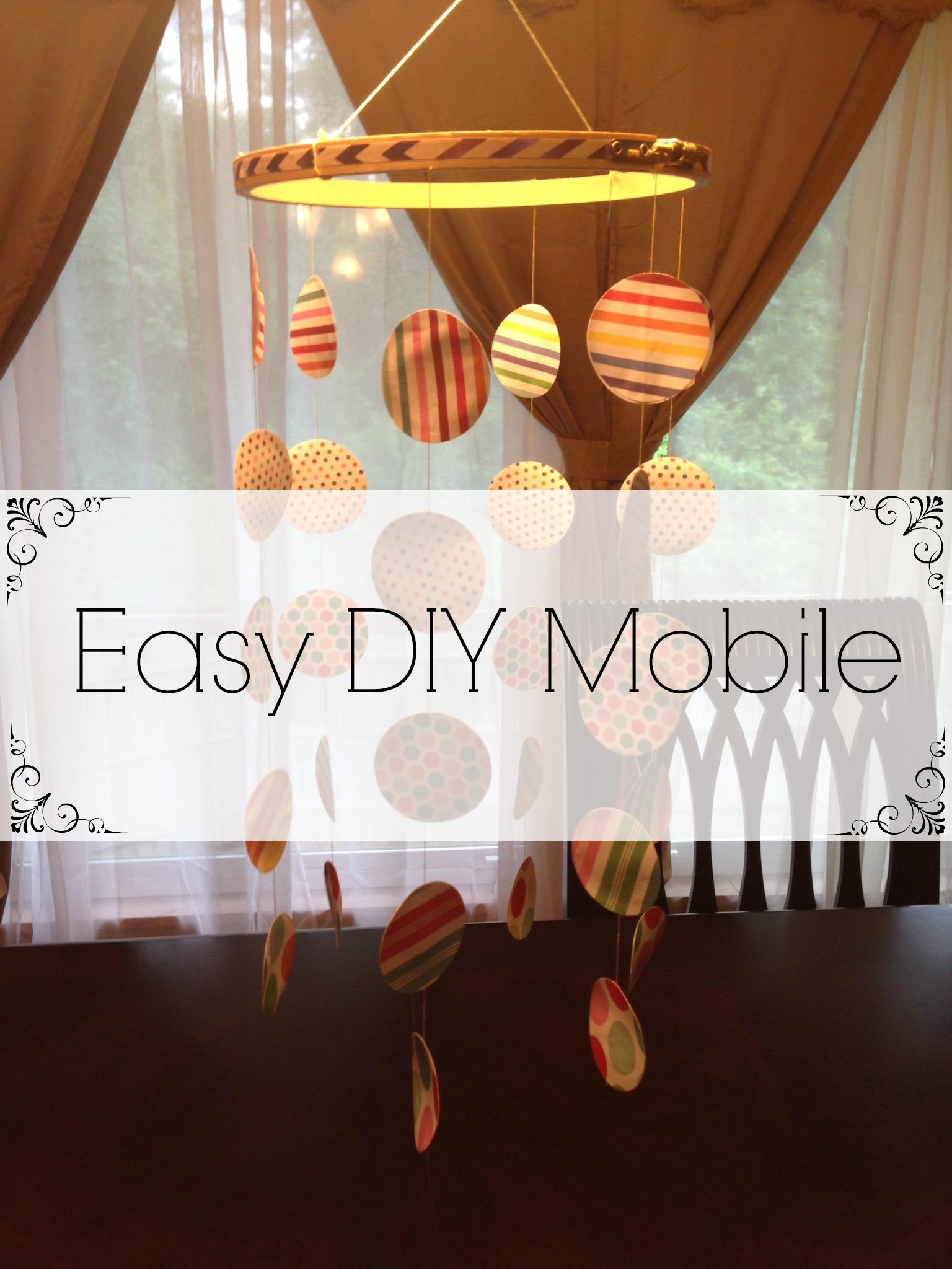 Easy DIY Mobile