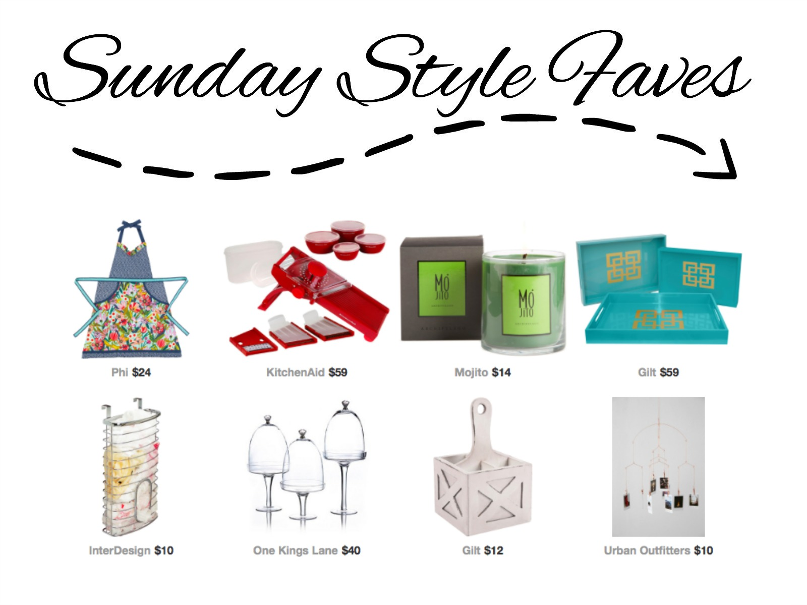 Sunday Style Faves – Home Edition!