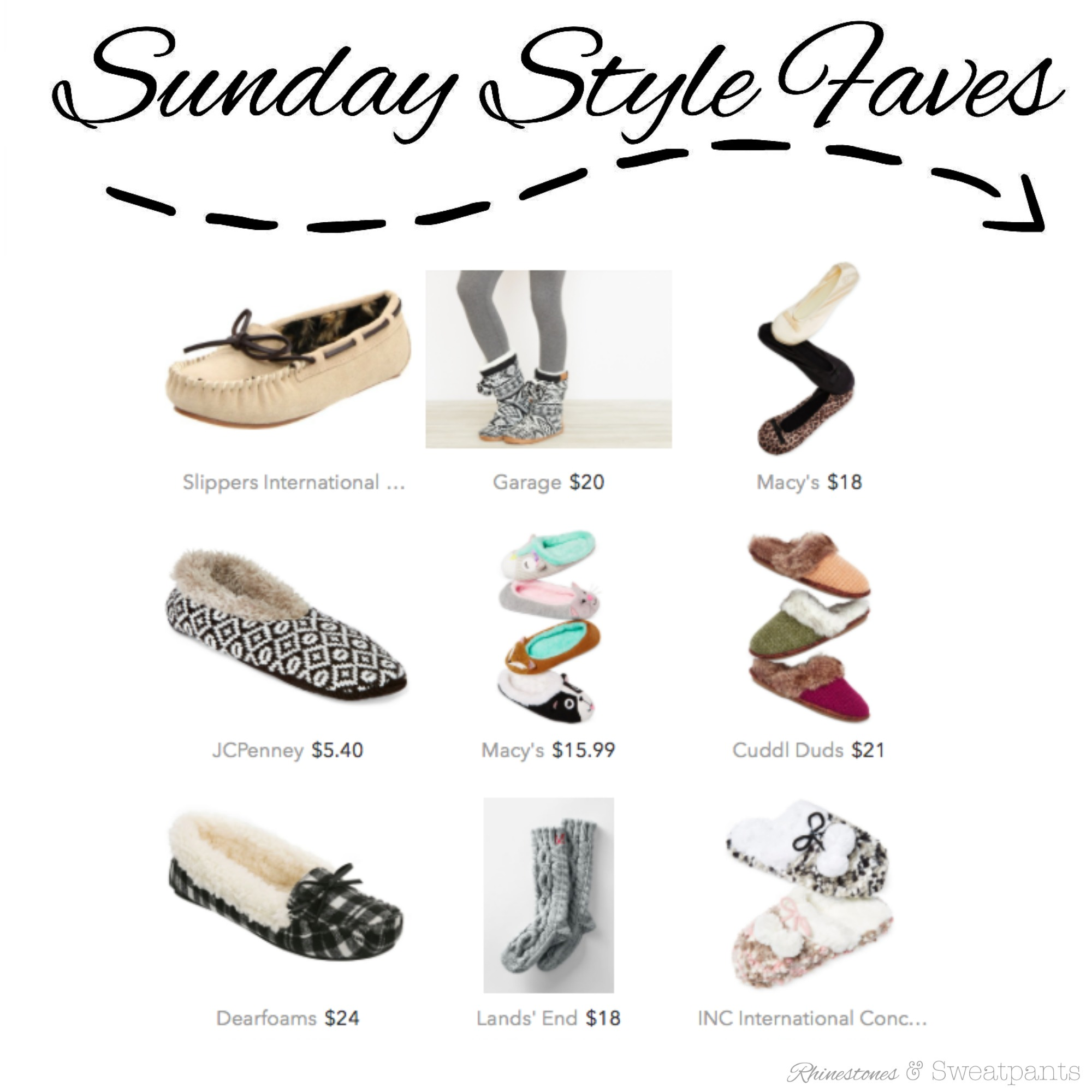 Sunday Style Faves