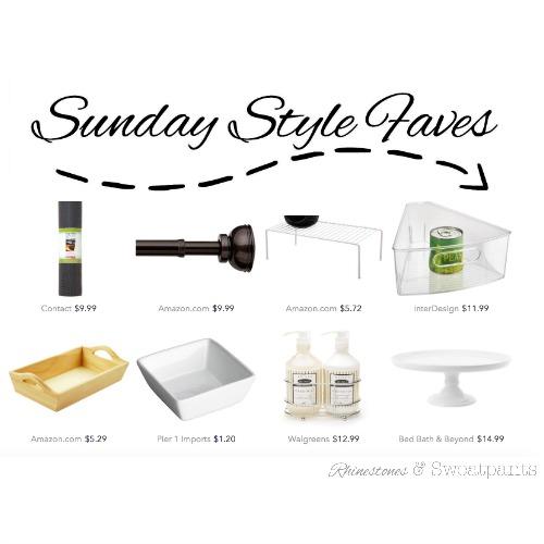Sunday Style Faves – Kitchen Edition
