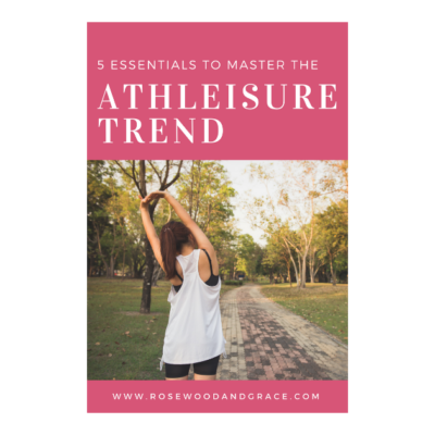 5 Essentials to Master the Athleisure Trend