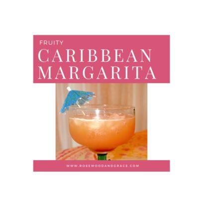 Fruity Caribbean Margarita