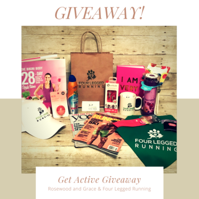 Get Active with a GIVEAWAY!