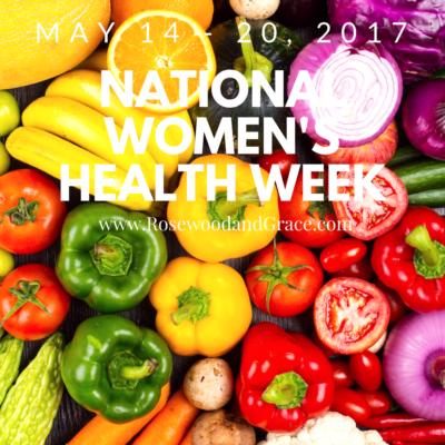 Eat Healthy for National Women's Health Week