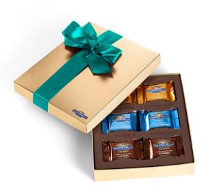 Chocolate and Caramel Gift Box