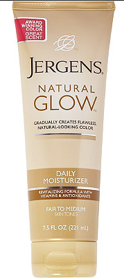 Jergens Natural Glow Daily Moisturizer | 5 Summer Beauty Essentials | Rosewood and Grace