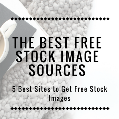 5 Best Sites to Get Free Stock Images