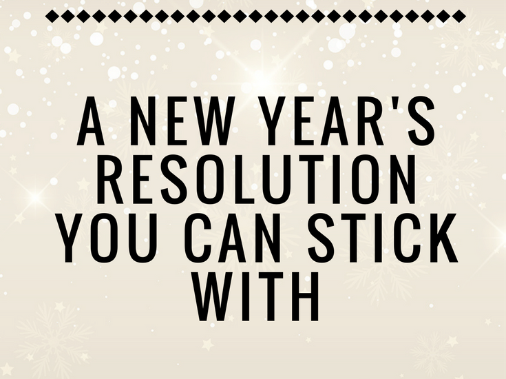 Set a resolution you can actually stick with! Make a New Year's resolution to get a brighter smile with Smile Brilliant! You'll love it!
